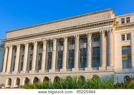 United States department of agriculture in Washington DC USA