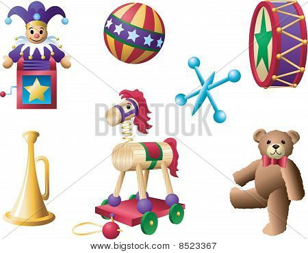 Klassisches Spielzeug 2