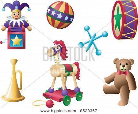 Classic Toys 2