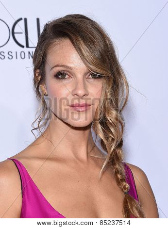 LOS ANGELES - FEB 14:  Beau Garrett arrives to the Make-Up Artists & Hair Stylists Guild Awards 2015  on February 14, 2015 in Hollywood, CA