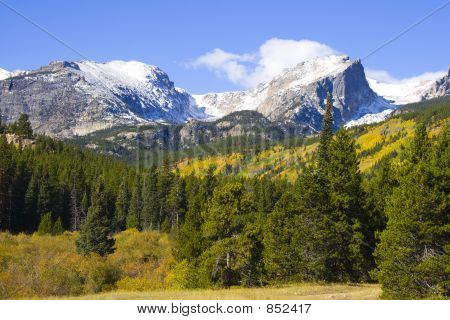 Fall at Rocky Mountain National Park