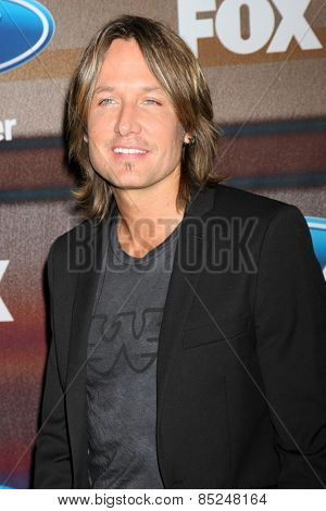 LOS ANGELES - MAR 11:  Keith Urban at the