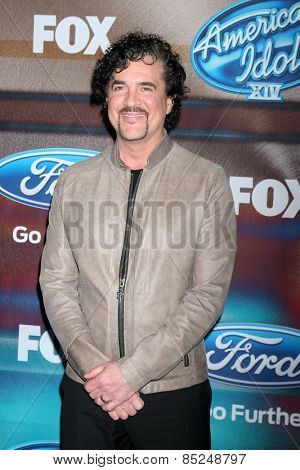LOS ANGELES - MAR 11:  Scott Borchetta at the