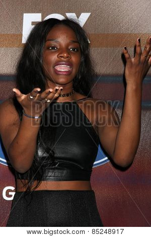 LOS ANGELES - MAR 11:  Adanna Duru at the