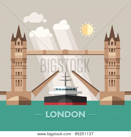 London (England) city.