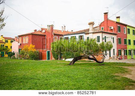Venice Landmark, Burano Island