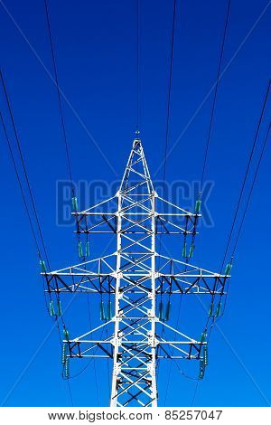 Electricty Mains Pylon