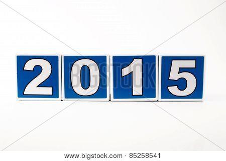 2015 Child's Building Block