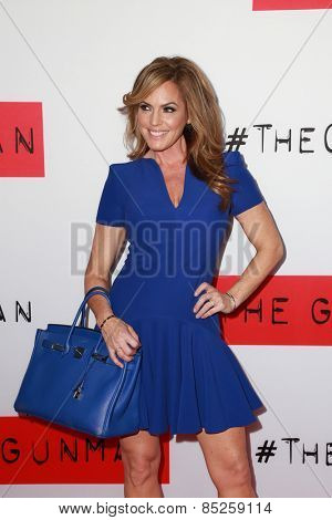 LOS ANGELES - MAR 12:  Sandra Taylor at the