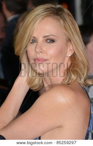 LOS ANGELES - MAR 12:  Charlize Theron at the