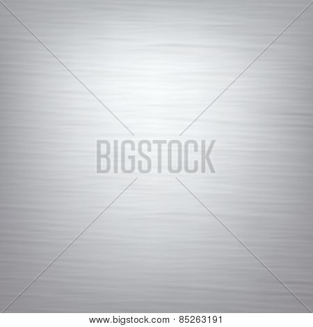 Grey metallic texture background. Vector illustration.