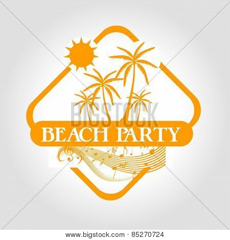 Stamp Beach Party