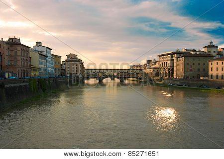 Old bridge Florence