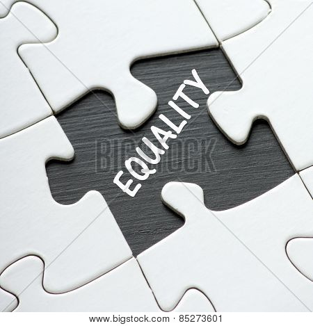 Equality Puzzle