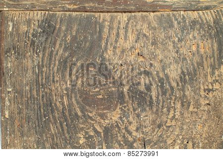 ancient oak board