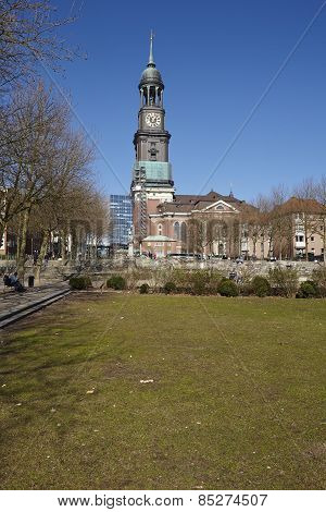 Hamburg - St. Michaelis Church (michel)