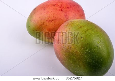 Bright Fresh Mangoes