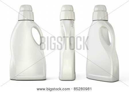 Bottle Template For Detergent From Different Types