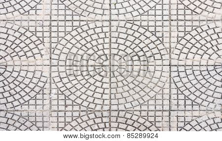 Circle Pattern Tile