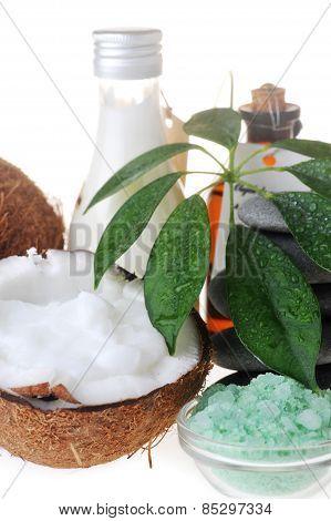 Coconut,salt And Stones