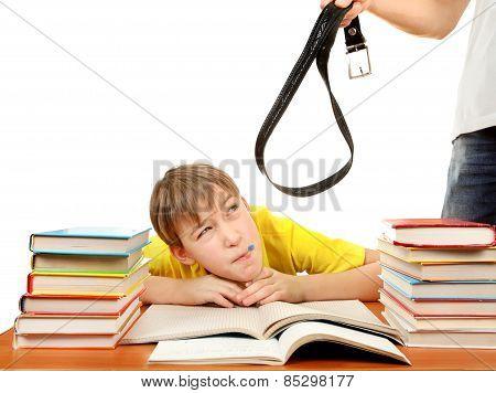 Naughty Schoolboy