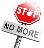 picture of stop fighting  - no more pain suffering disappointment - JPG