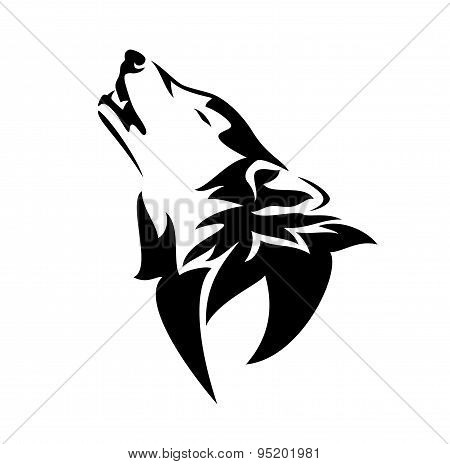 Howling Wolf Design