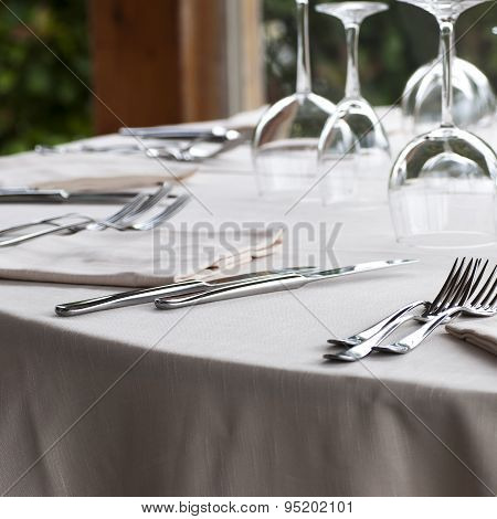 Elegant Table Set