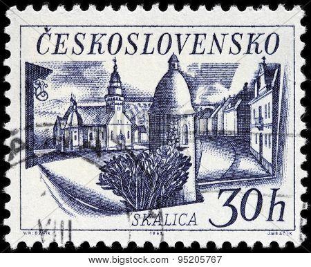 Skalica Stamp