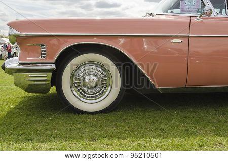 Classic Cadillac car