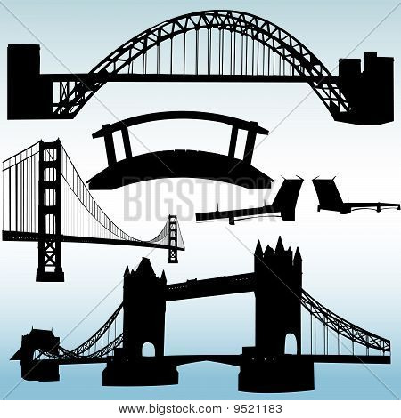 Bridges Collection - Vector