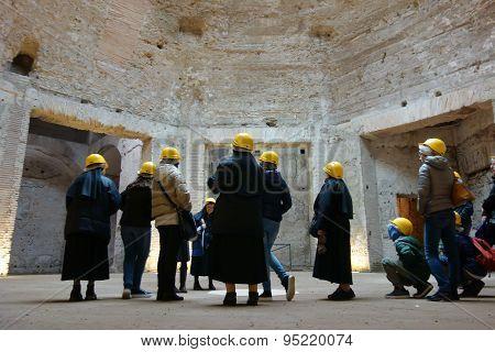 Domus Aurea Interior