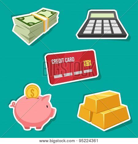 Finance set