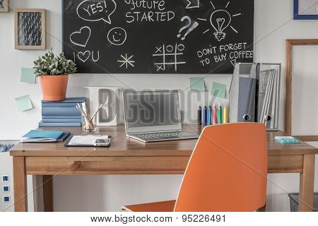 Creative Study Space