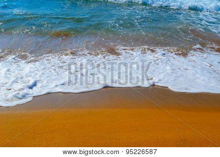 White Water In Porto Ferro