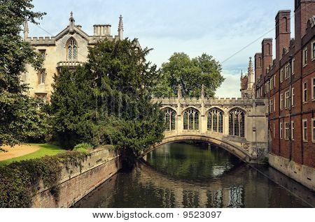 Bridge of Sighs, Cambridge