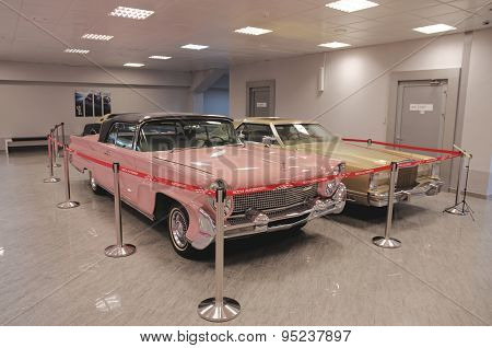 Collection of Lincoln Continental