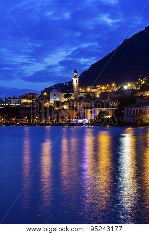 Limone Sul Garda In Italy