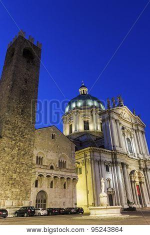 Brescia In Italy