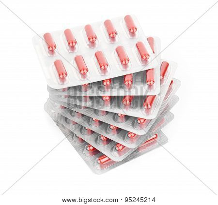 Capsules Packed