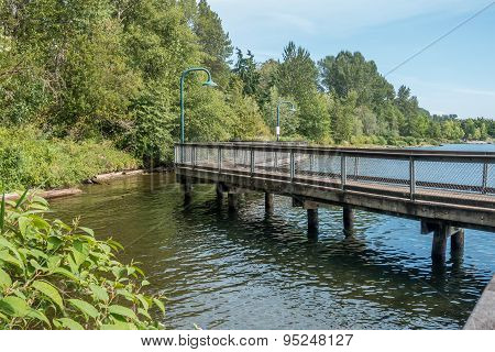 Coulon Park Walkway