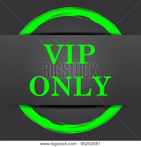 Vip Only Icon