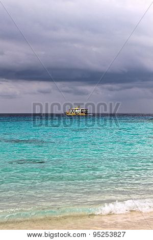 Beach In The Similan Islands