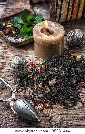 Dry Tea Brew