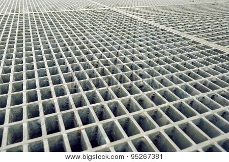 Construction Industry Metal Grid Plates