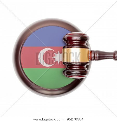 National Legal System Conceptual Series - Azerbaijan