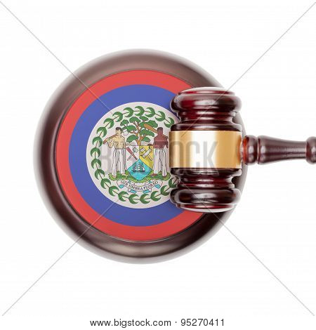 National Legal System Conceptual Series - Belize
