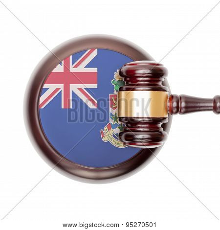 National Legal System Conceptual Series - Cayman Islands