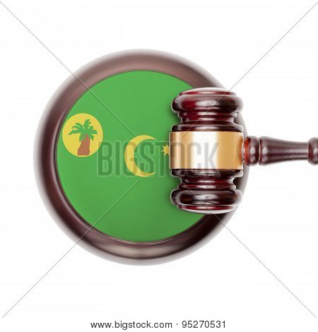 National Legal System Conceptual Series - Cocos (keeling) Islands