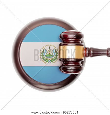 National Legal System Conceptual Series - El Salvador